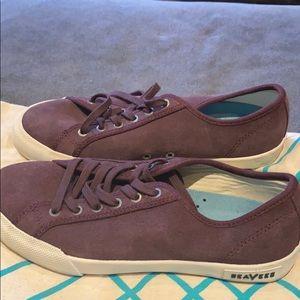 New SeaVees Monterey Suede sneakers sz 7 Stitchfix